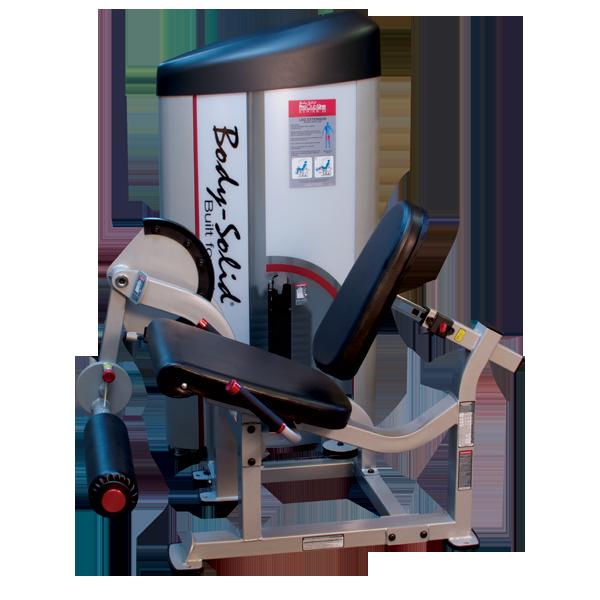 Body Solid Pro Club Series 2 Leg Extension Machine