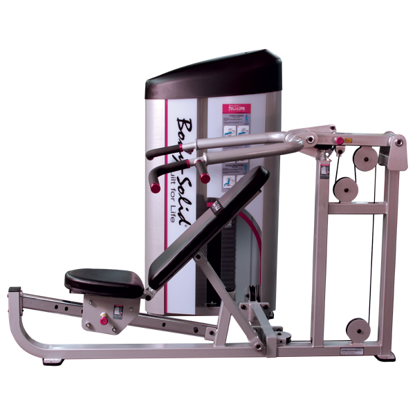 Body Solid Pro Club Series 2 Multi Press Machine