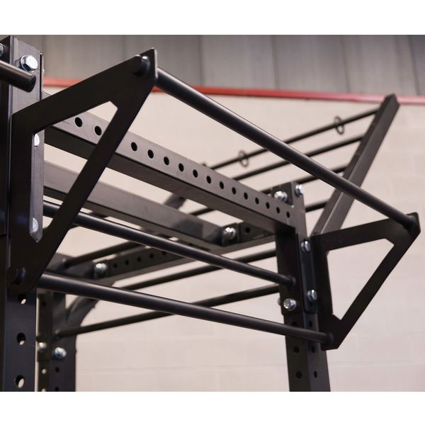 Body Solid Hexagon Pro Functional Training Rig System Double Pull Up