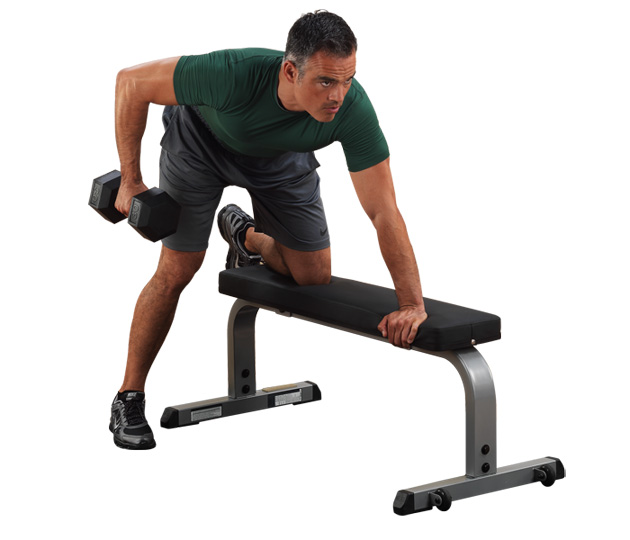 Body Solid Flat Bench