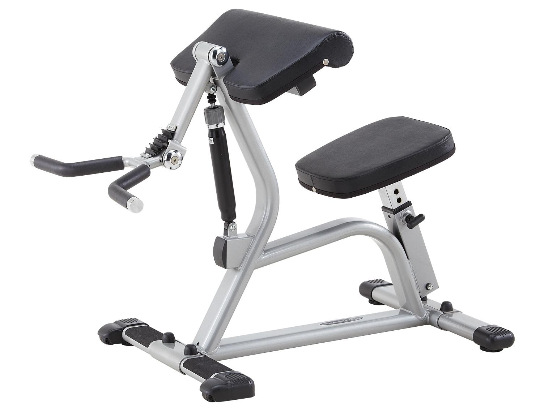 Steelflex Hydraulic Biceps Curl Machine