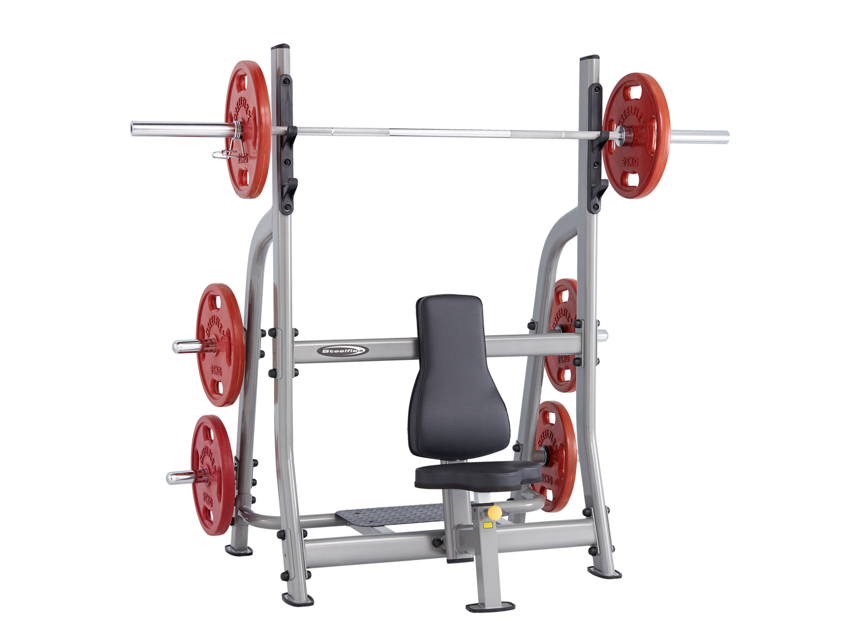 Steelflex Olympic Shoulder Press