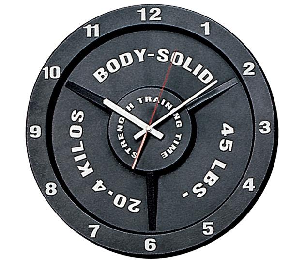 Body Solid Clock