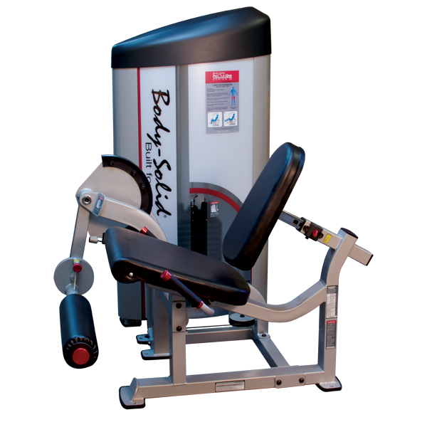 Body Solid Pro Club Series 2 Leg Extension Machine