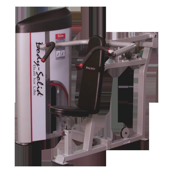 Body Solid Pro Club Series 2 Shoulder Press Machine