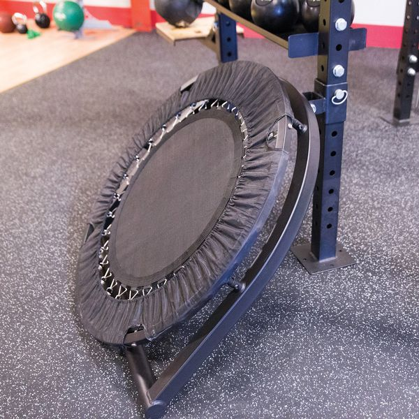 Body Solid Hexagon Pro Functional Training Rig System Rebounder