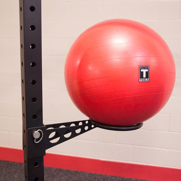 Body Solid Hexagon Pro Functional Training Rig System Ball Holder