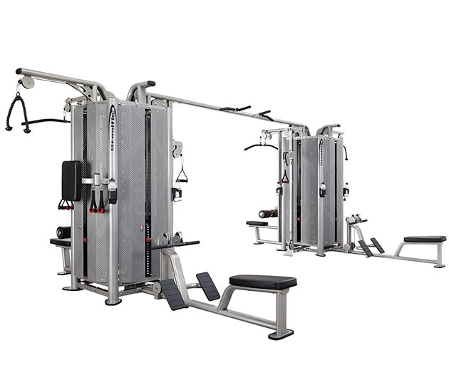 Steelflex Jungle Gym