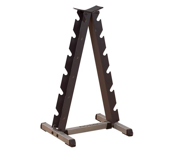 Body Solid 2- tier Vertical Dumbbell Rack