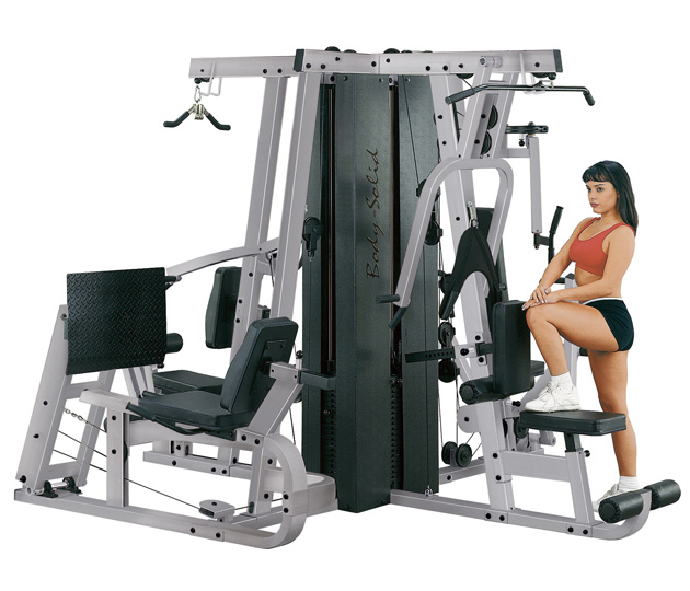 Body Solid EXM4000S Multi Station