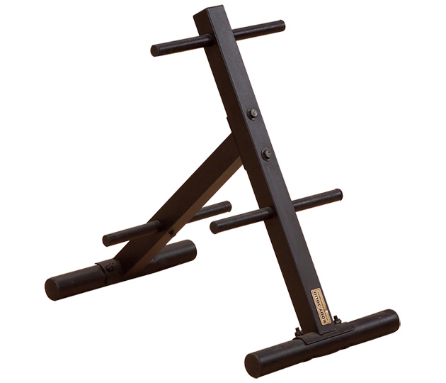 Body Solid EZ-Load Standard Weight Tree