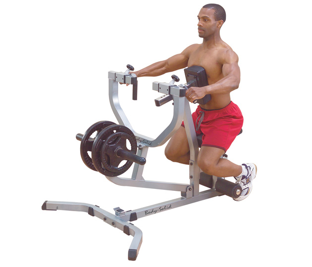 Body Solid Plate Loaded Seated Row