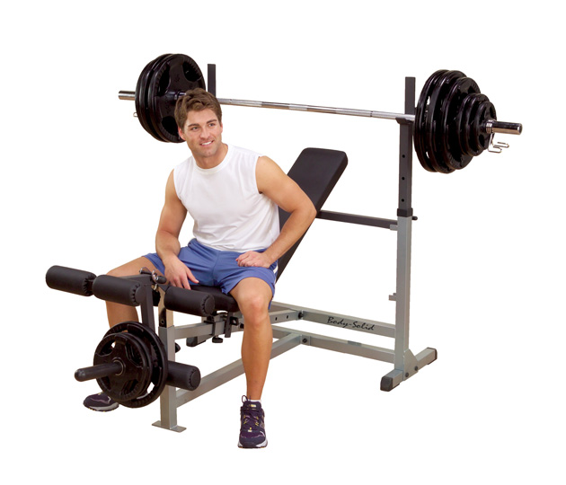 Body Solid Power Centre Combo bench