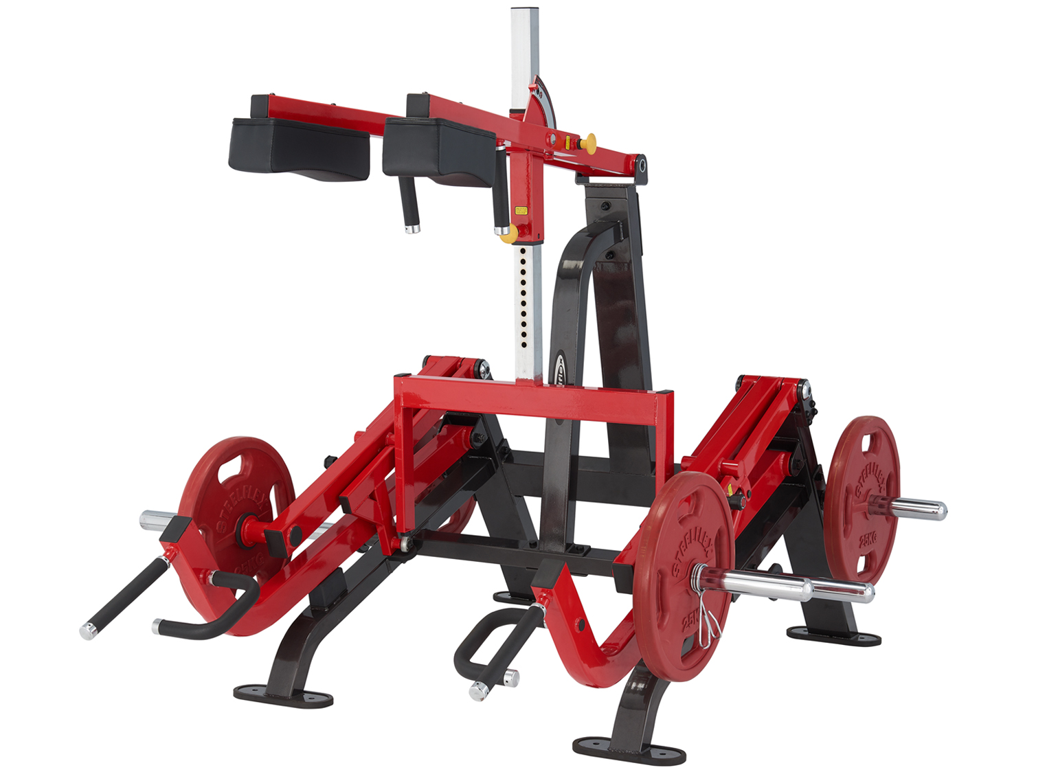 Steelflex Plate Loaded Series 2 Squat Lunge Machine