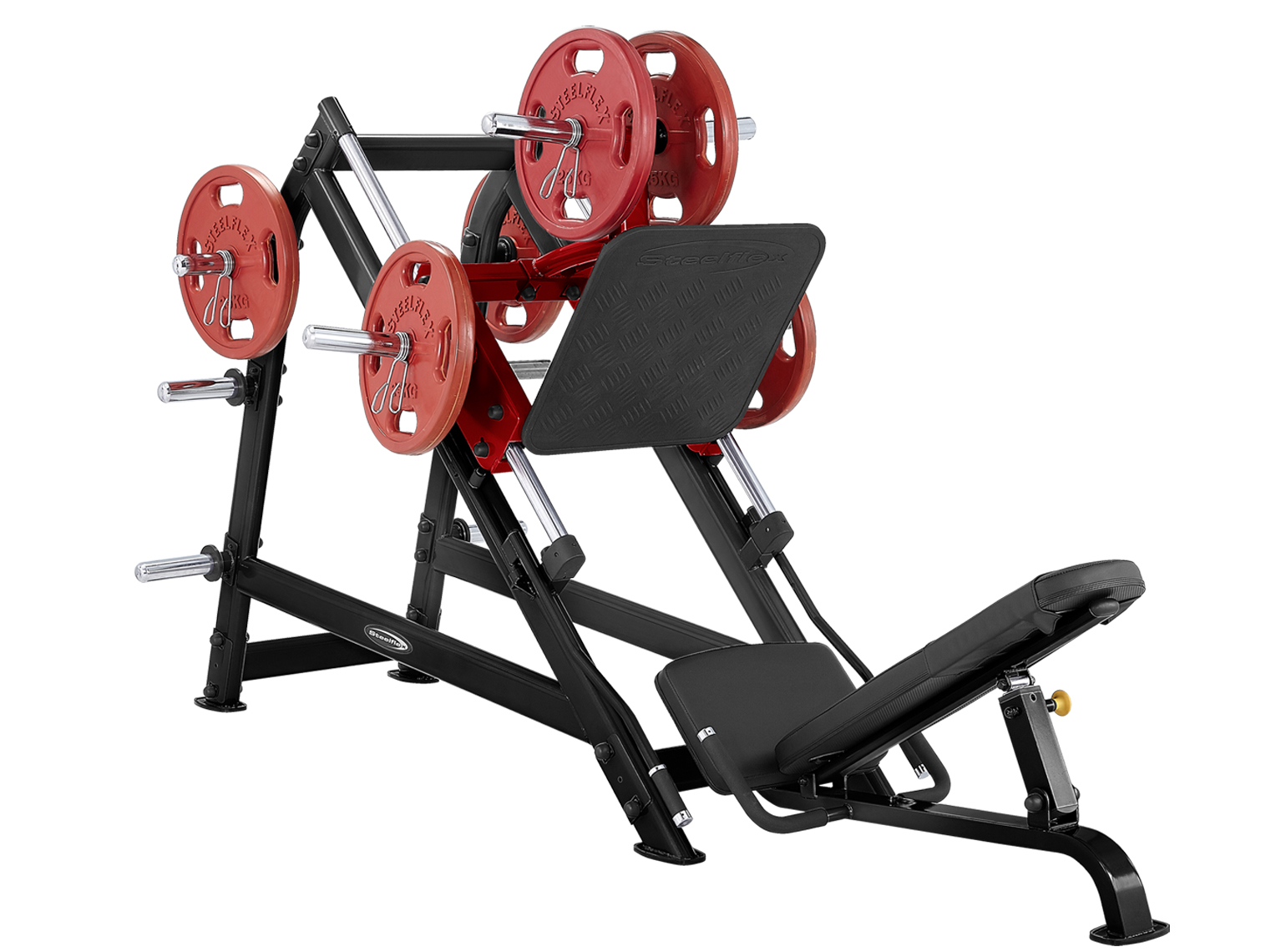 Steelflex Plate Loaded Decline Leg Press