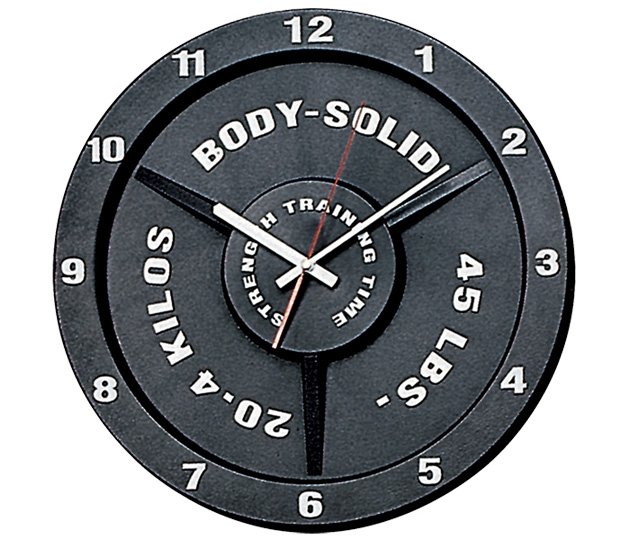 Body Solid Clock