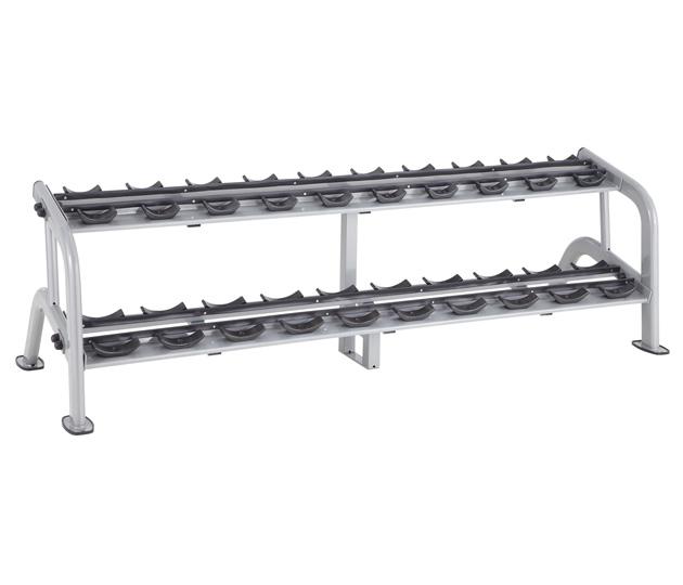 Steelflex 2 - Tier Saddle Rack