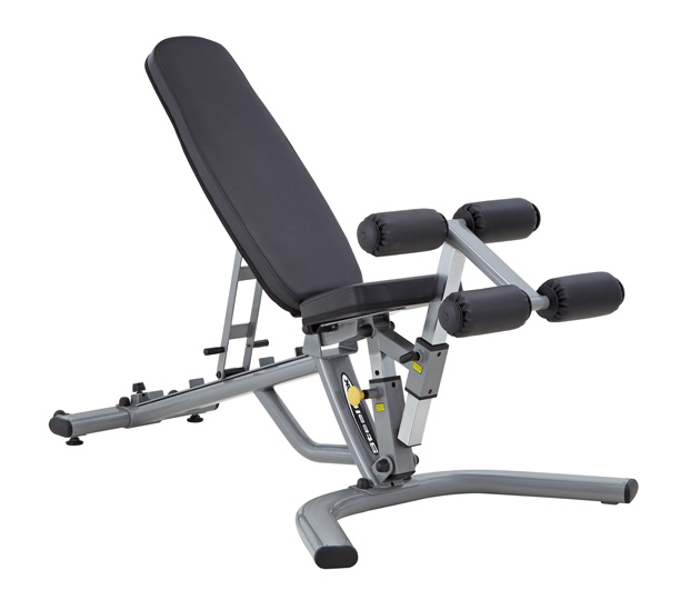 Steelflex Flat Incline-Decline Bench