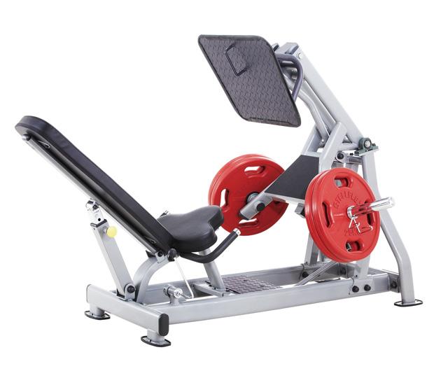 Steelflex Plate Loaded Leg Press